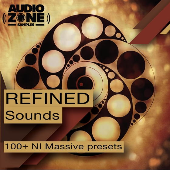 Audiozone Samples Refined Sounds for Massive NMSV-AUDIOSTRiKE